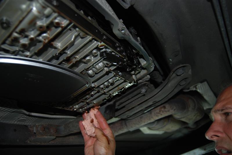 Vidange boite de vitesse automatique mercedes classe e